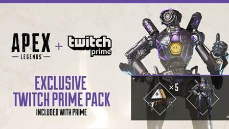 Conoce los beneficios de Twitch Prime en Febrero 1