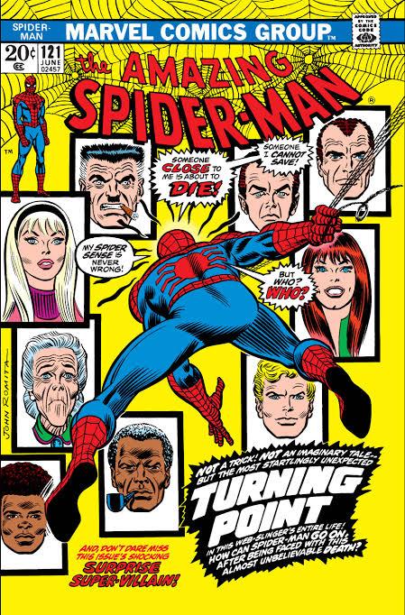 Amazing Spider-Man #121-122 (1973)