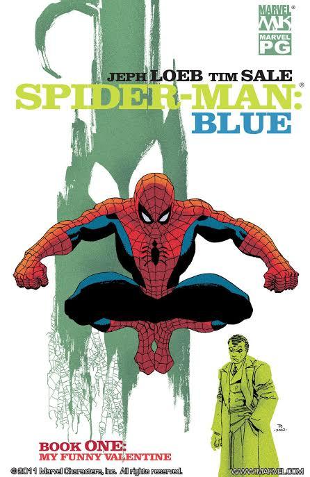 Spider-Man Blue #1-6 (2002-2003)