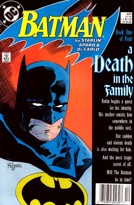 Death in the family (1988)