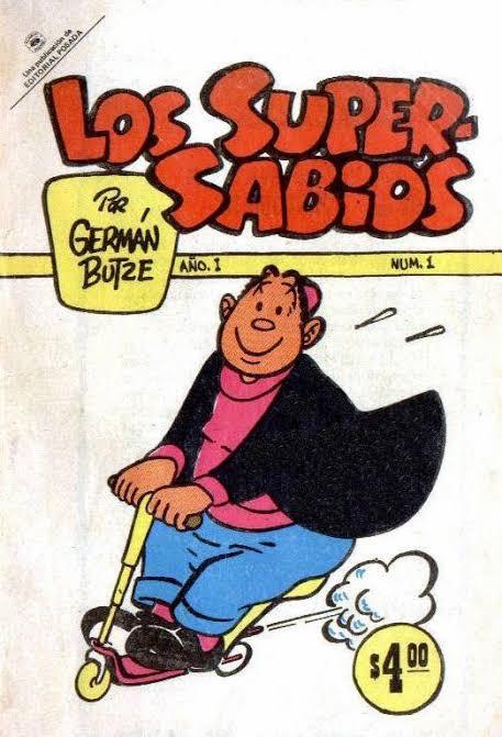 Los Súper Sabios (1936-1968)