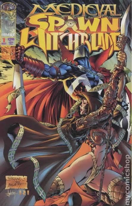 Medieval Spawn & Witchblade (1996)