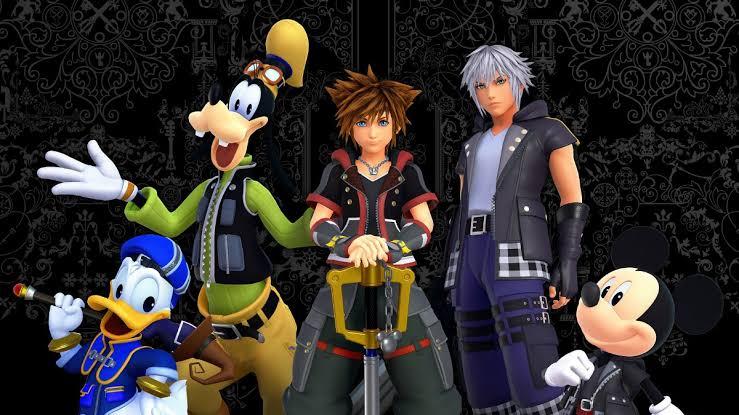 ¡Anunciado el DLC de Kingdom Hearts III para 2019!