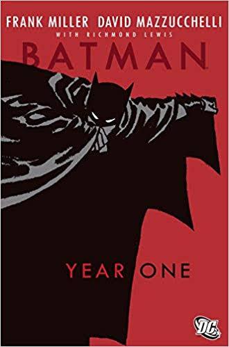 Batman Year One (1988)