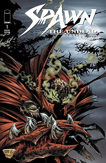 Spawn The Undead #1 (1999-2000)
