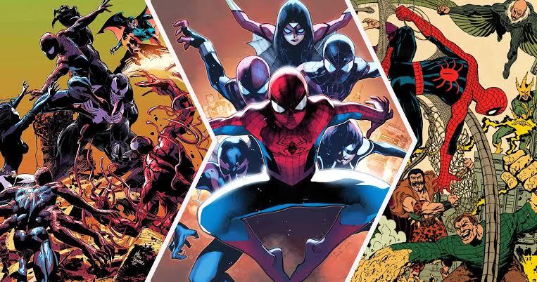Las 10 mejores historias de Spider-Man