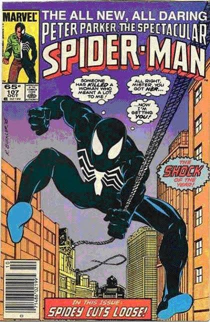 Peter Parker: The Spectacular Spider-Man #107-110 (1985)
