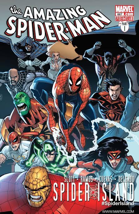Amazing Spider-Man #667-673 (2011)