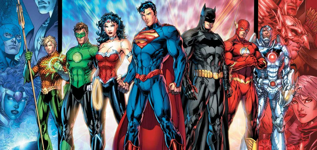 Justice League New 52 (2011)