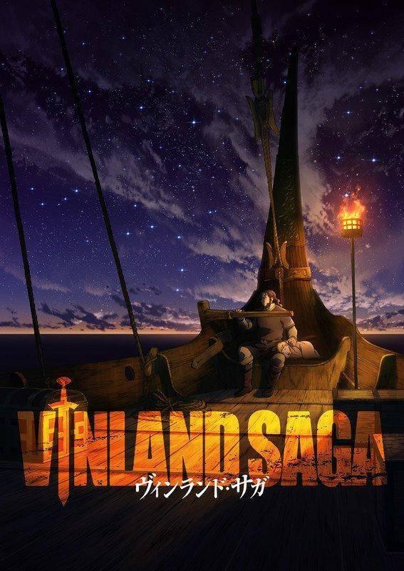 Vinland Saga obtiene anime 4