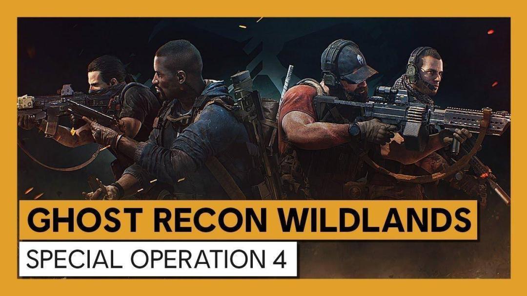 Conoce todo de la Operación Especial 4 de Tom Clancy's Ghost Recon Wildlands 1