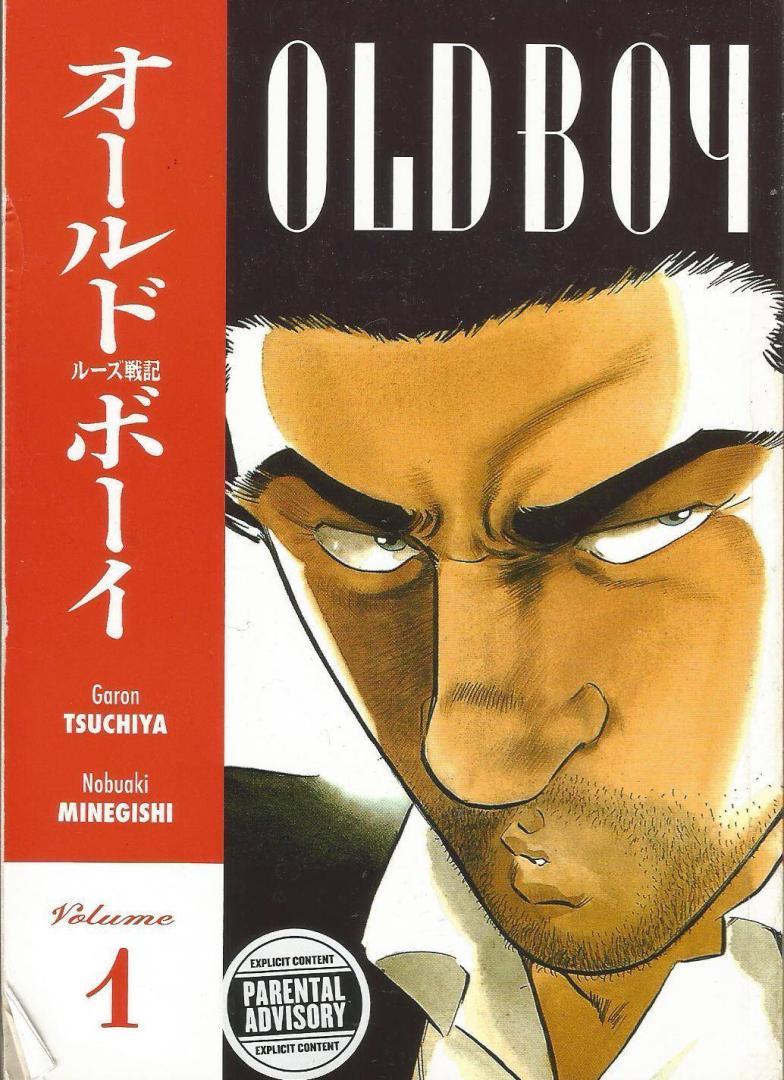 Oldboy (1996-1998)