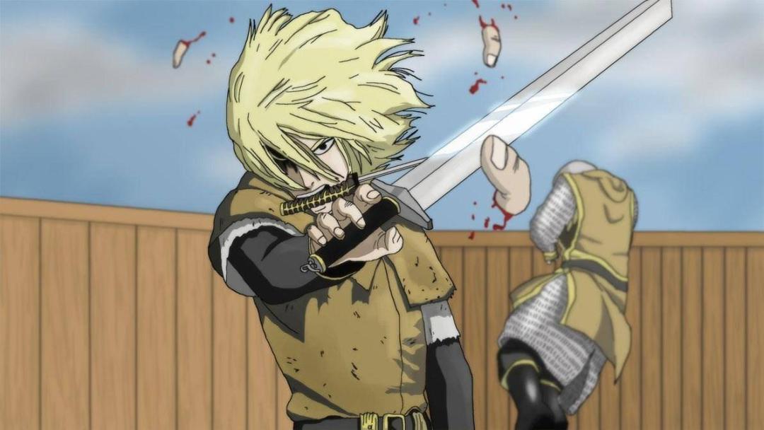 Vinland Saga obtiene anime 7