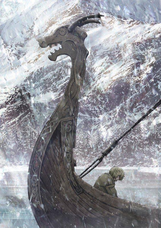 Vinland Saga obtiene anime 5