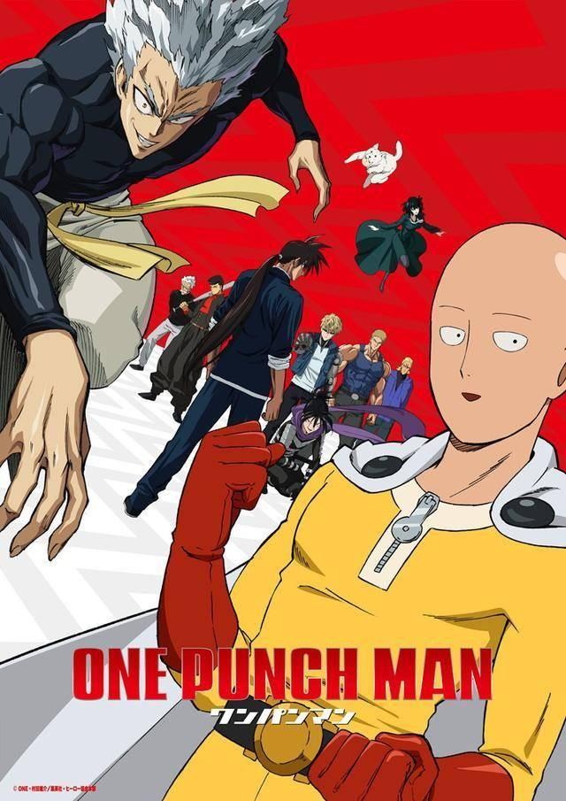 One-Punch Man estrena temporada en abril 1