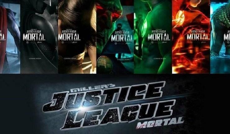 """Mira los nuevos bocetos de """"Justice League Mortal"""" 1"""