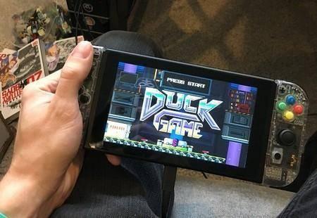 'Duck Game' de Adult Swim llegará al Switch 1