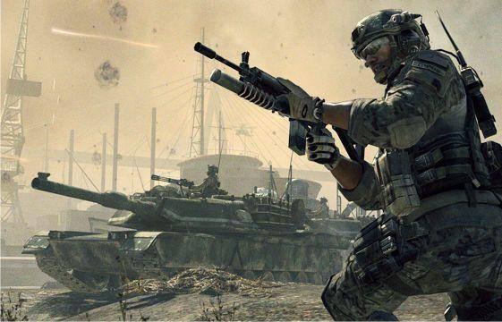 Activision rechazó una nueva IP de Sledgehammer 2