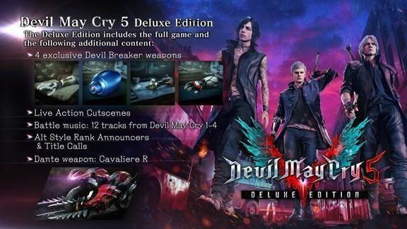 ¡Mira cómo se grabó Devil May Cry 5! 1