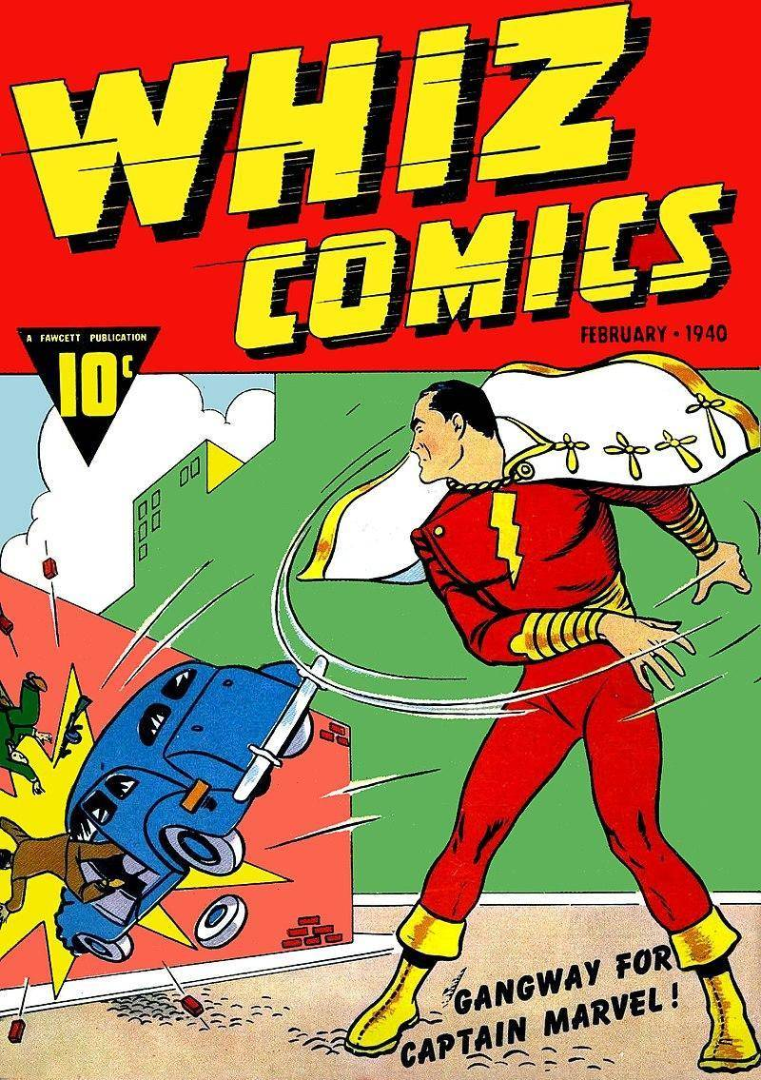 Whizz Comics #2 (1940)