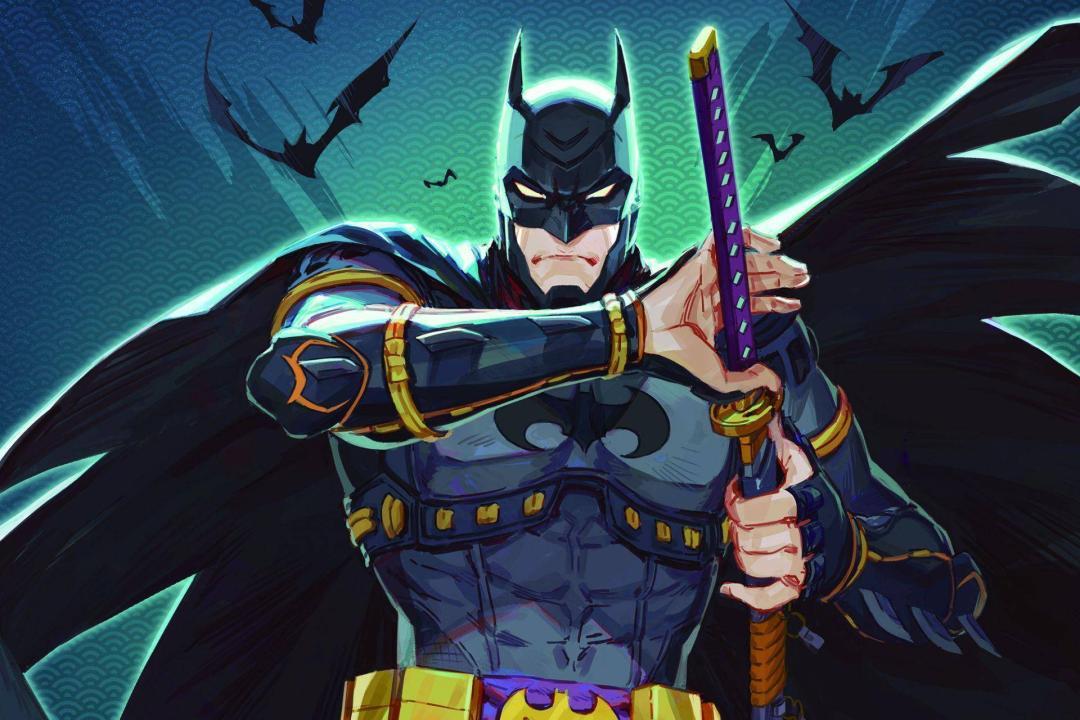 Batman Ninja gana los premios VFX-Japón