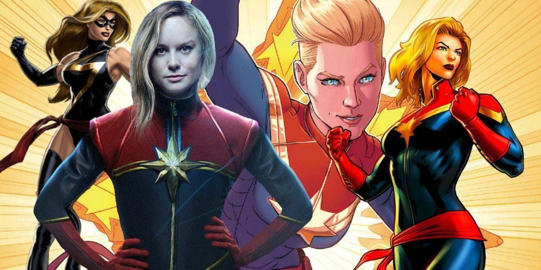 ¿Quién es Captain Marvel? 1