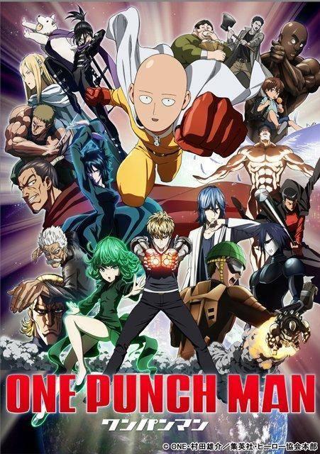 One-Punch Man estrena temporada en abril 3