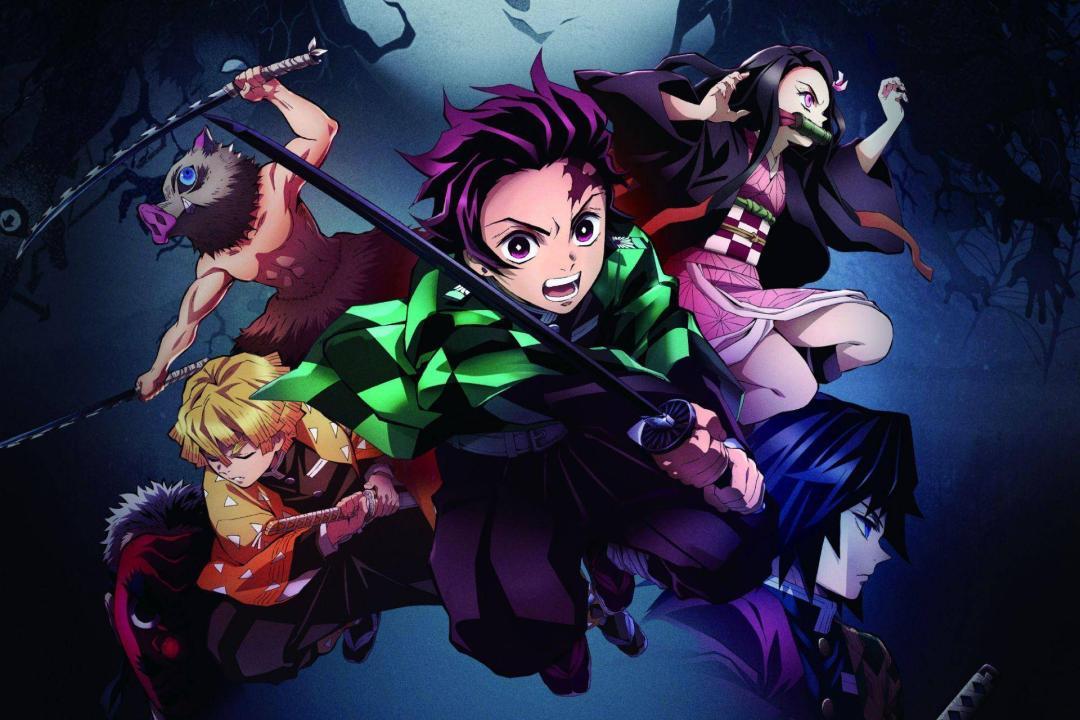 Top-anime-mejores-2019-kimetsu-no-yaiba