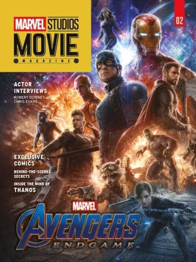 Nueva imagen de Avengers: Endgame muestra un nuevo look e integrante al equipo 1