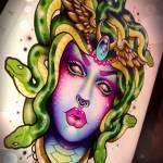 #ArtistaÑoño de la semana: Los tatuajes kawaii de Yam G. Rocha ? 16