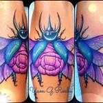 #ArtistaÑoño de la semana: Los tatuajes kawaii de Yam G. Rocha ? 17