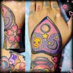 #ArtistaÑoño de la semana: Los tatuajes kawaii de Yam G. Rocha ? 7