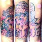#ArtistaÑoño de la semana: Los tatuajes kawaii de Yam G. Rocha ? 22