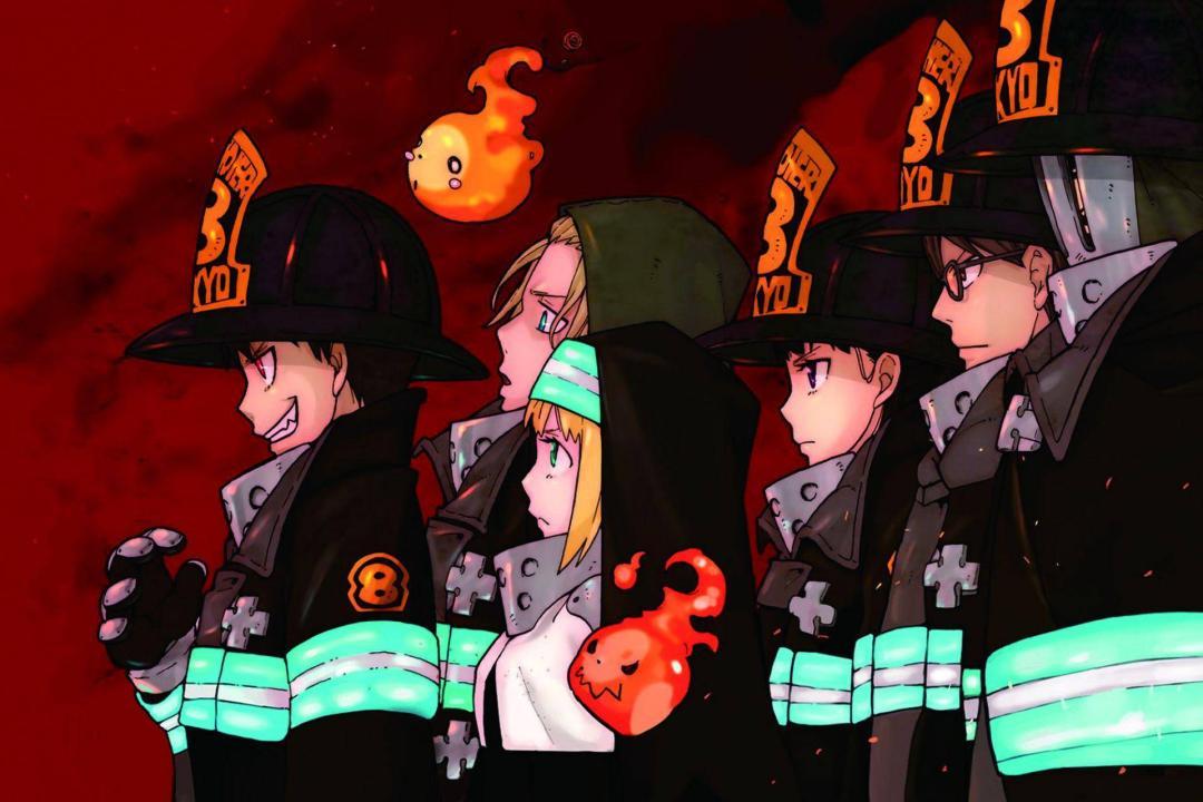 Fire Force presenta el primer avance de su segunda temporada 1