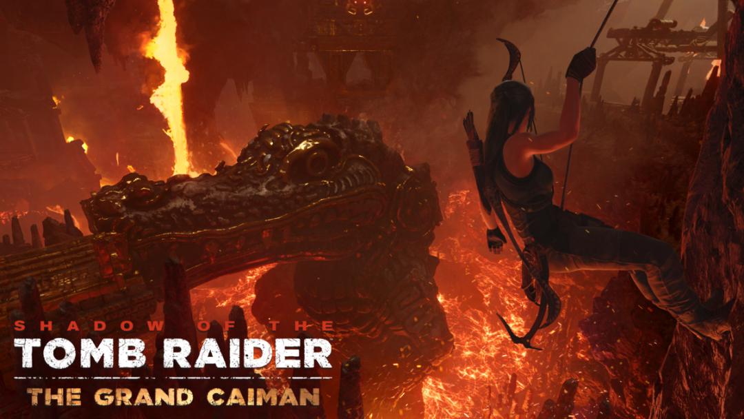 "Conoce DLC ""The Grand Caiman"" de Shadow of the Tomb Raider"
