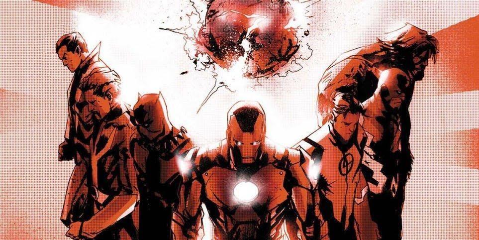 The New Avengers (2013)