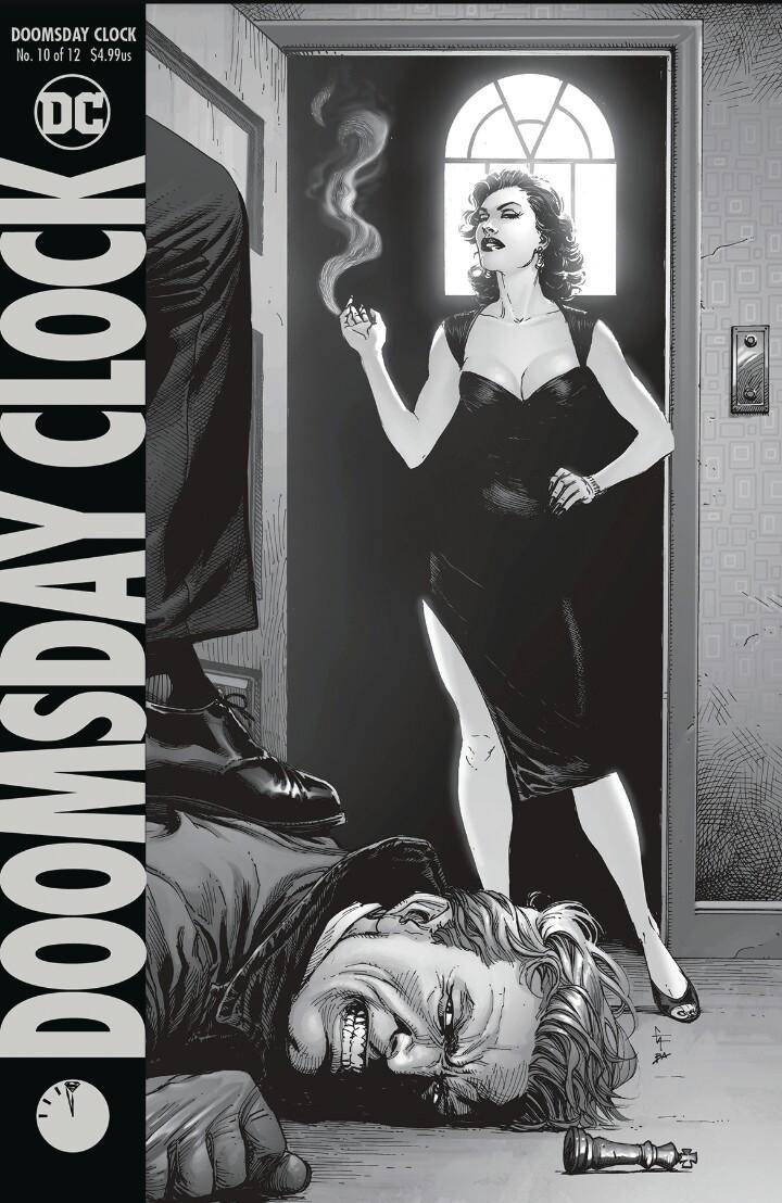Doomsday Clock #10 (2019)