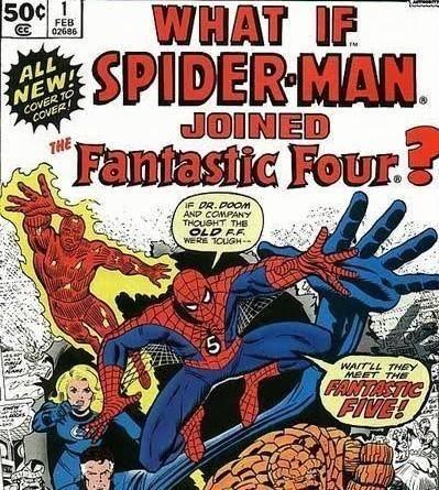 Los 10 mejores «What If» de Marvel Comics