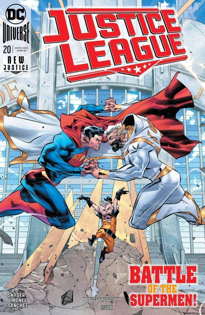 Justice League #20 (2019)
