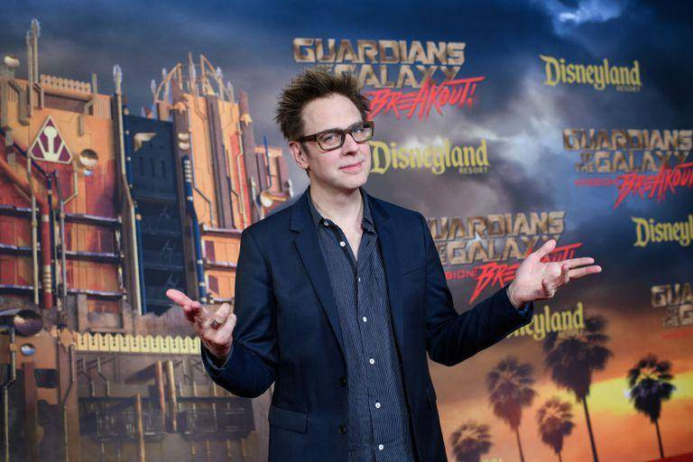 James Gunn regresa a la dirección de Guardians of the Galaxy Vol. 3