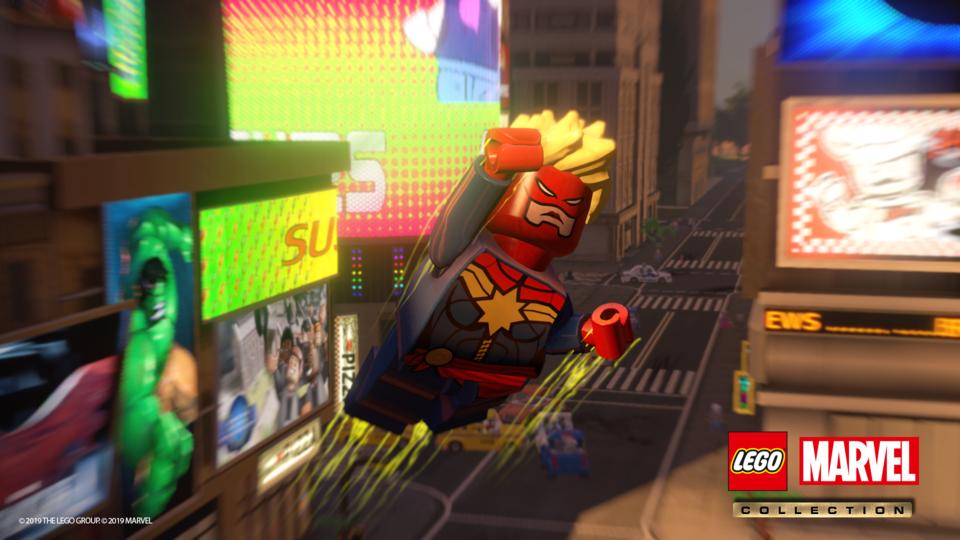 ¡Habrá Lego Marvel Collection! 2