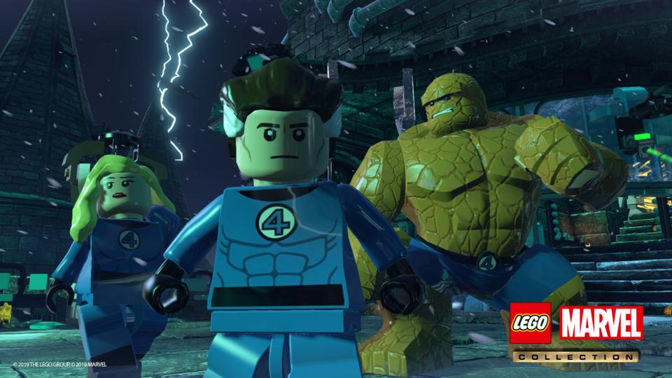 ¡Habrá Lego Marvel Collection! 4