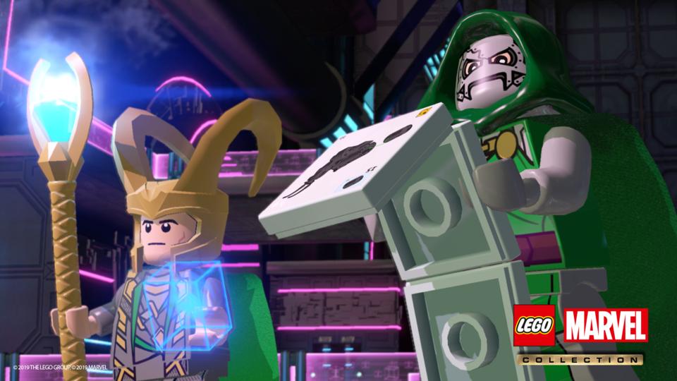 ¡Habrá Lego Marvel Collection! 6