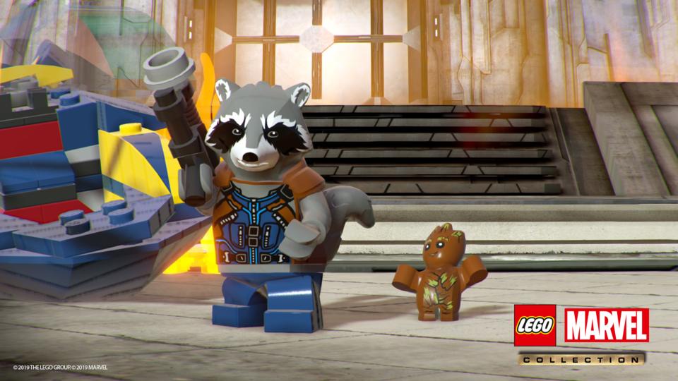 ¡Habrá Lego Marvel Collection! 7