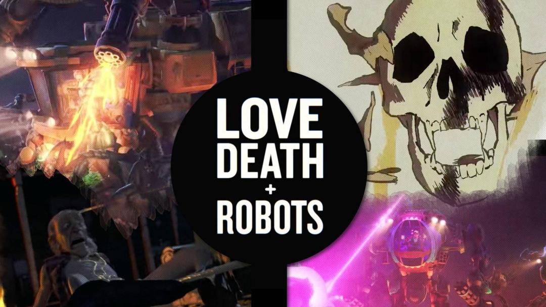 Reseña: Love, Death & Robots 4