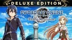 ¡Ya hay fecha de SAO: Hollow Realization Deluxe Editionen Switch ! 2