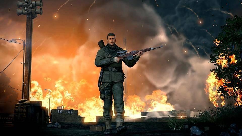 ¡Vuelve Sniper Elite V2!, en forma de remasterización 9