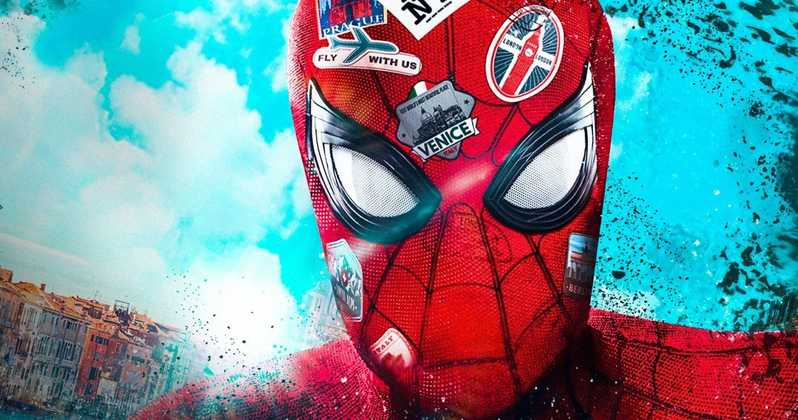 Mira los nuevos posters de Spider-Man: Far From Home