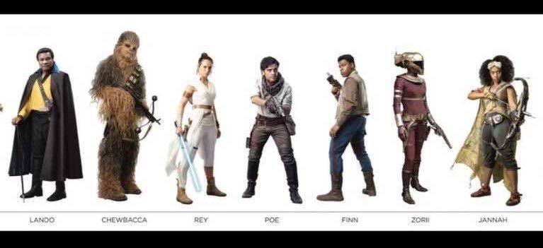 "Se filtran pósters de ""Star Wars: Episode IX"" 2"