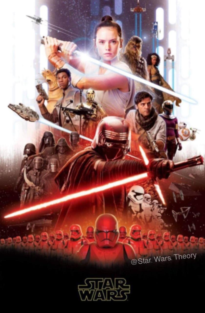 "Se filtran pósters de ""Star Wars: Episode IX"" 1"